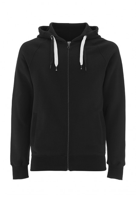 EarthPositive EP60Z - Men's / Unisex Zip-up Hoody